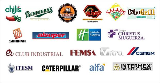 Clientes cocinas finex for Cocinas industriales monterrey